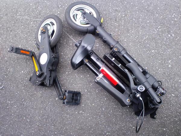自転車の ギア比 自転車 : ... (風自転車)のギアが割れた